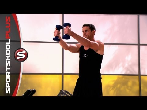 Ultimate Shoulder Workout with Terry Simpson