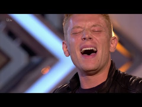 Aidan Martin: INCREDIBLE. He Was Born to Be a SUPERSTAR! | The X Factor UK 2017 |