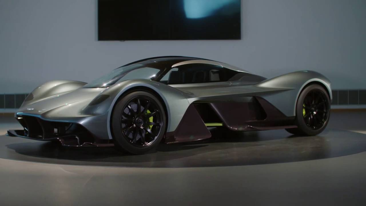 hd aston martin unveil am rb 001 hypercar youtube. Black Bedroom Furniture Sets. Home Design Ideas
