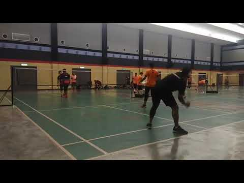 Badminton Friendly Match SUBC Vs PRC SELAYANG