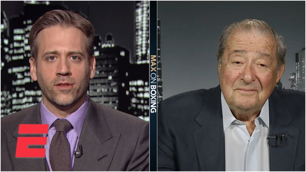 Bob Arum on Wilder vs. Fury rematch, Anthony Joshua and the business of boxing    Max on Boxing