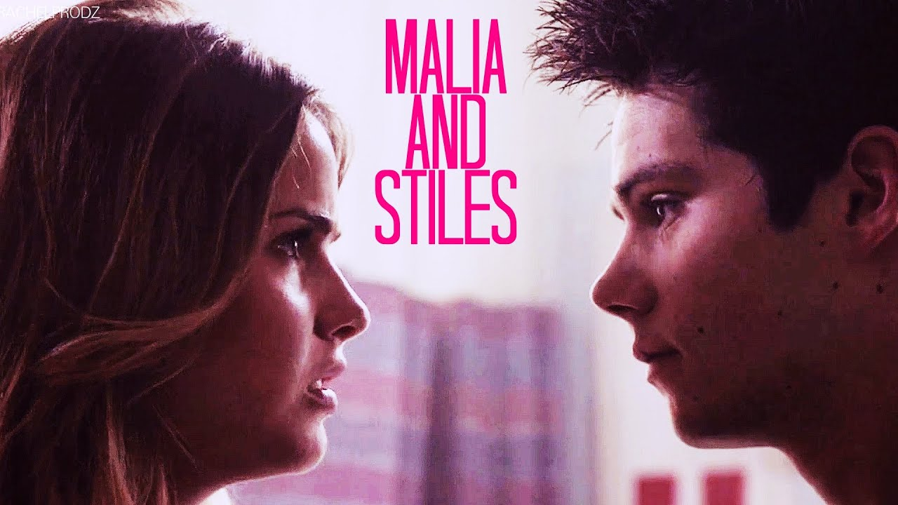 "Stiles Stilinski and Malia Hale ""I Hate Math"" (HUMOR) - YouTube"