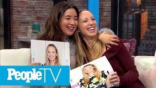'PEN15' Stars Anna Konkle And Maya Erskine Play Throwback Class Superlatives | PeopleTV