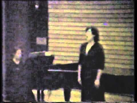 1982: Semi Finalist. Semi-Finals, Marianne Mathy Scholarship, NSW State Conservatorium of Music (13)