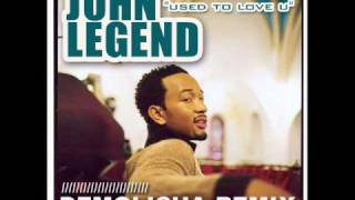 "JOHN LEGEND ""Used to love you"" (Demolisha Reggae Remix by Hélias)"