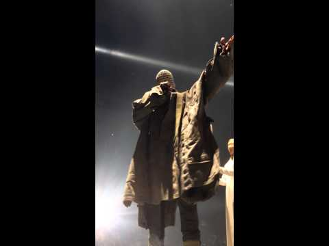Lost in the world -  Kanye West - Yeezus tour 11/17/13