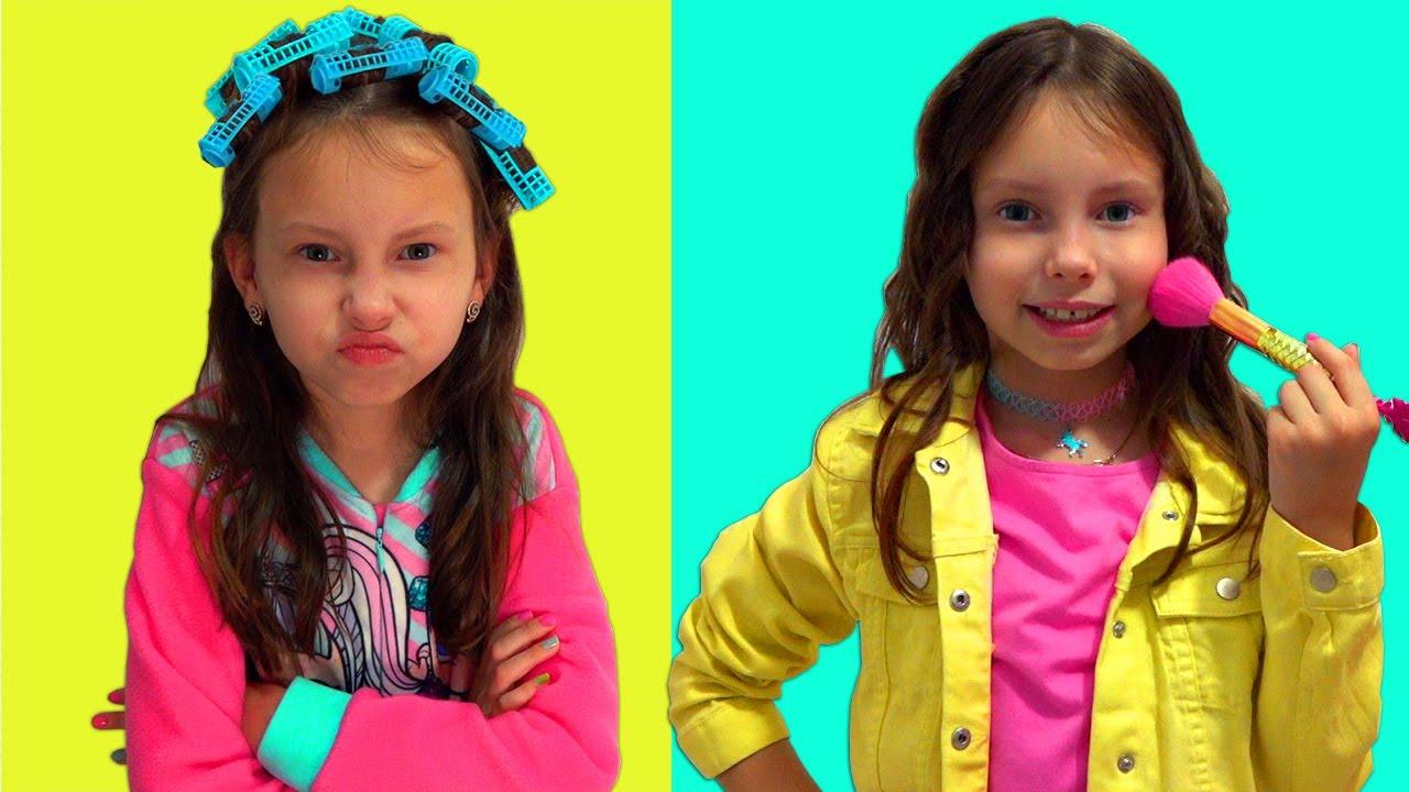 Alice quiere estar a la moda y ser hermosa - la historia mágica para niños