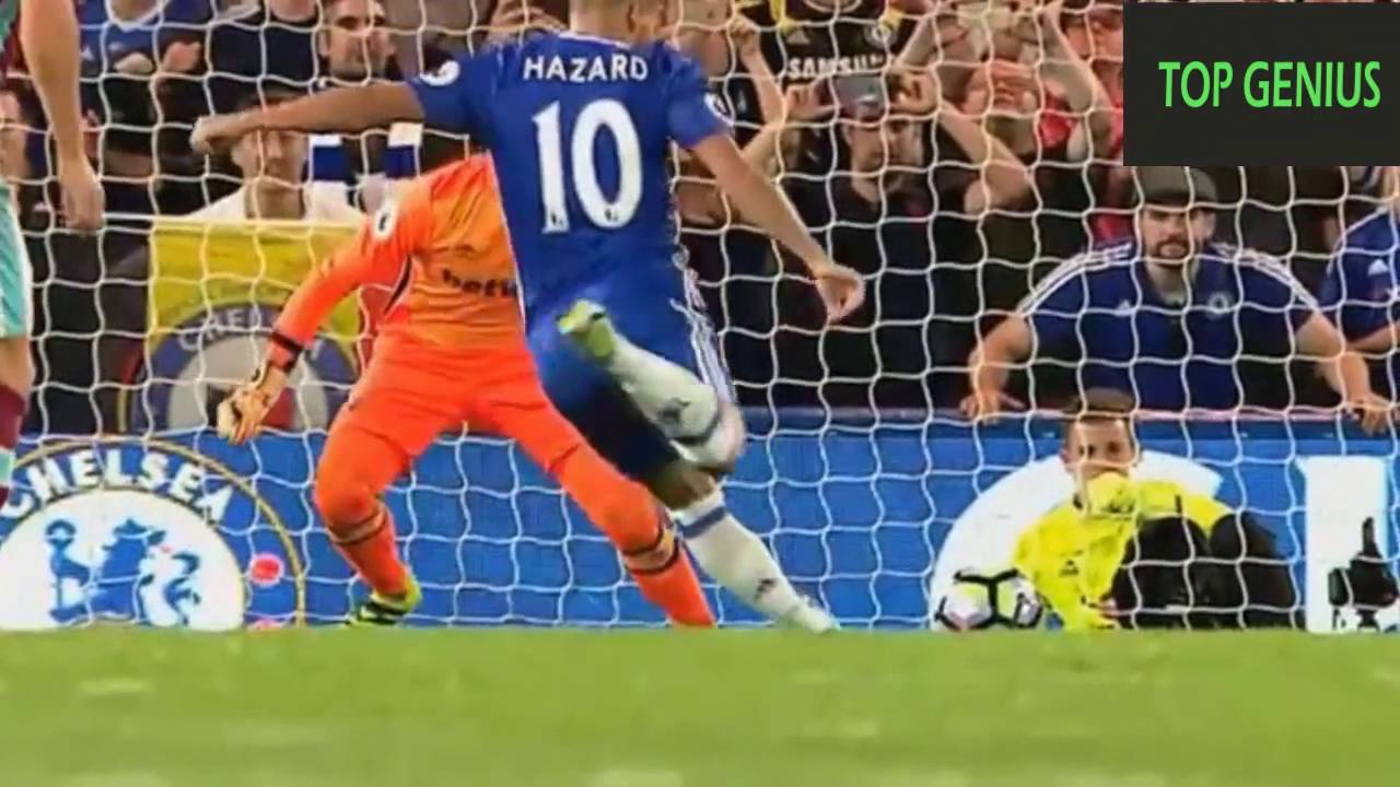 Download The Comeback  Eden Hazard 2016 2017 # All Skills   Dribbling   Goals