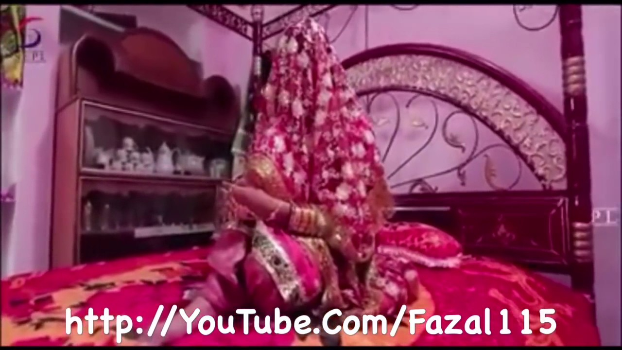 Hydrabadi wedding first night comedy - YouTube