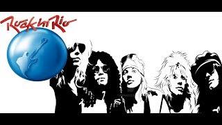 Guns' n Roses - Live at Rock' in Rio 24/09/2017 - ÁUDIO