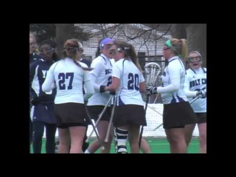Holy Cross 2014 Women's Lacrosse Schedule Announced