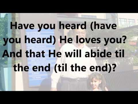 Do you Know My Jesus.wmv