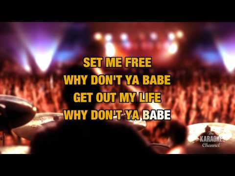 """You Keep Me Hangin' On in the Style of """"Vanilla Fudge"""" with lyrics (with lead vocal)"""