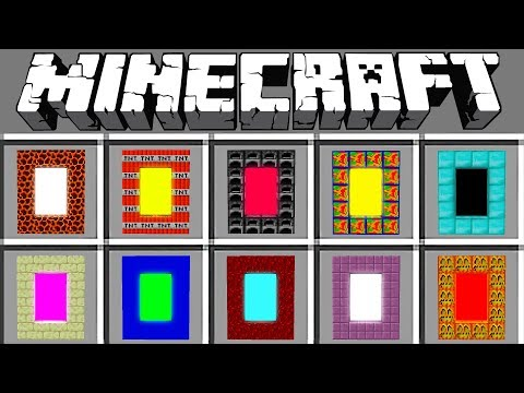 🔥 NEW DIMENSIONS ADDED TO MINECRAFT! 😱