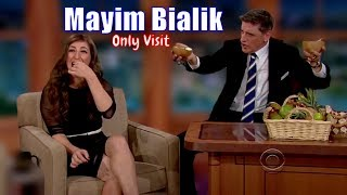 Mayim Bialik - The Right Way To Be Vegan? - Only Appearance