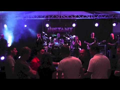 Anastacia - Left Outside Alone, Cover, performed by INSTANT Rock Cover Band 16.08.2013