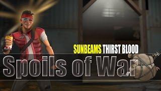 Video Team Fortress 2   The Spoils of War - Sunbeams Thirst Blood download MP3, 3GP, MP4, WEBM, AVI, FLV Oktober 2017