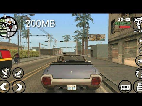 200MB] Download GTA San Andreas All GPU Android Phone