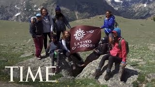 The Women Of Latino Outdoors Learn Wilderness Skills And Form A Community In Denver | TIME
