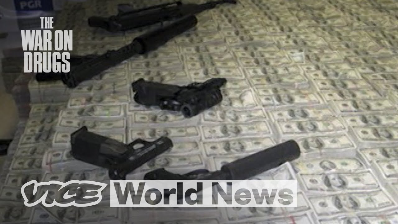 The Mystery of the $200 Million Drug Bust | The War on Drugs