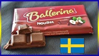 Ballerina Nougat Milk Chocolate [unboxing]