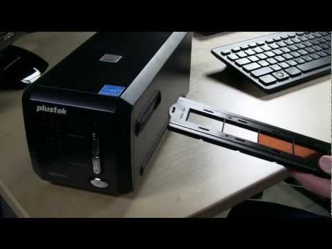 Plustek OpticFilm Scanner 8200i Ai Negative Film Scanner