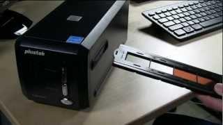 Plustek OpticFilm Scanner 8200i Ai Negative Film Scanner Review Video