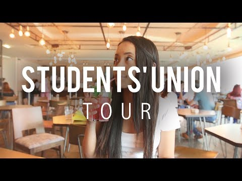 Best Students' Union in the UK Tour | University of Sheffield