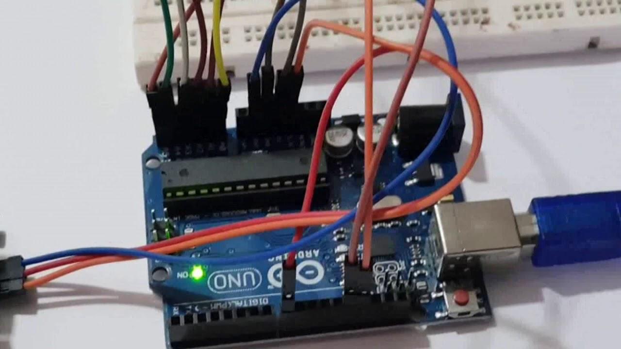 Pir Sensor Interfacing With Arduino Uno Youtube Motion Sensors Circuit Using Integrated Pyroelectric