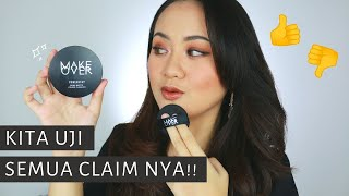 REVIEW TERLENGKAP MAKEOVER CUSHION DI ACNE PRONE & OILY SKIN