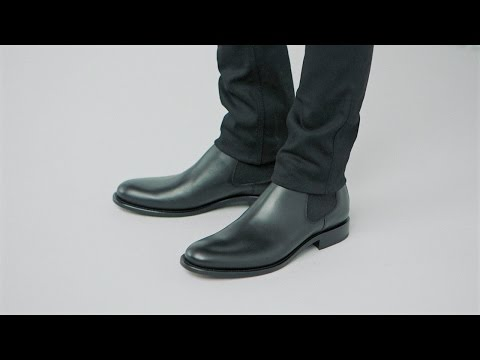 How To Wear Chelsea Boots | MR PORTER