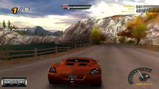 Need for Speed: Hot Pursuit 2 Gameplay (PC HD)