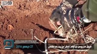 مصر العربية | الجيش الحر يواصل نزع ألغام