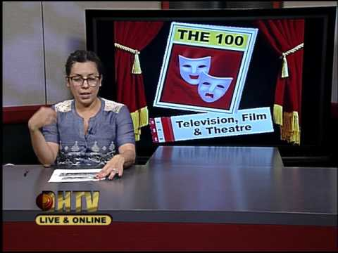 THE100 Television, Film & Theater Spring 2016 Session #14