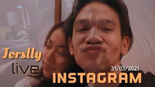 Jorslly Live Instagram - 31/03/2021