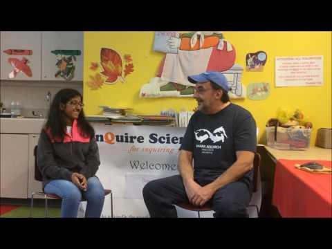 Shark Researcher Interview