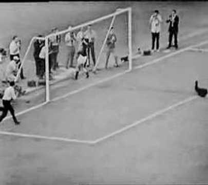 BOLOGNA INTER 2-0 SPAREGGIO SCUDETTO 1964
