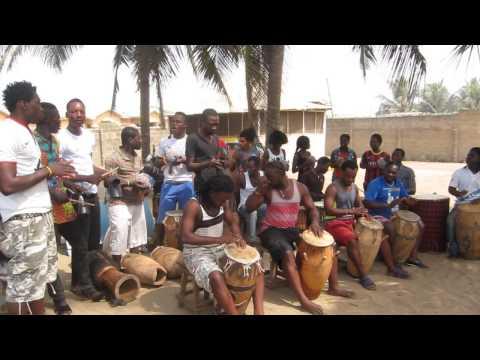 Welcome to Ghana - Rhythm Power 2015