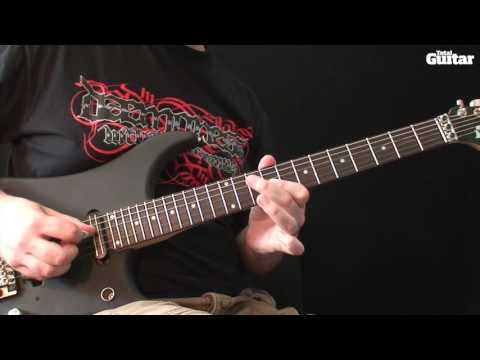 Guitar Lesson: Learn how to play Prince - Bambi