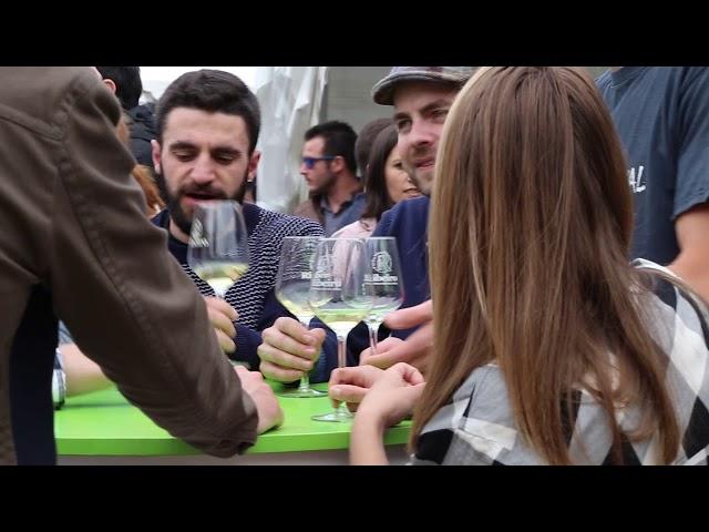 Promo Feira do Viño do Ribeiro 2018