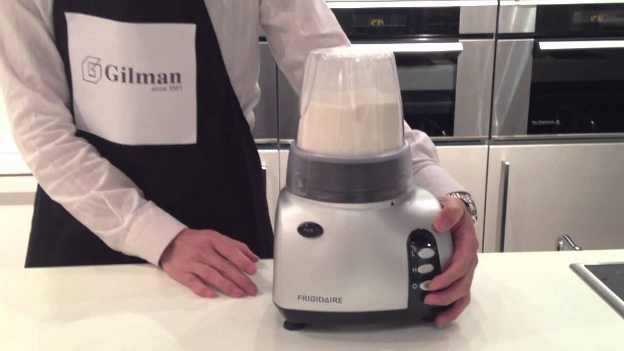 how to use a blender grinder