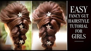 Easy Fancy Hairstyle Tutorials For Girls | New Hairstyles 2018 | Step By Step Best Hair Tutorials