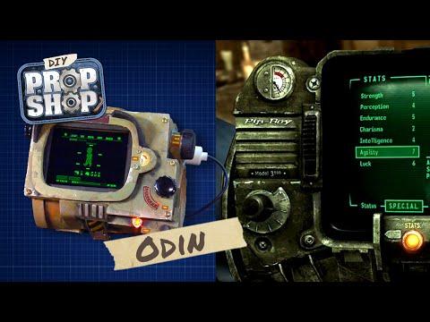 Make Your Own Fallout 4 Pip-Boy! - DIY Prop Shop