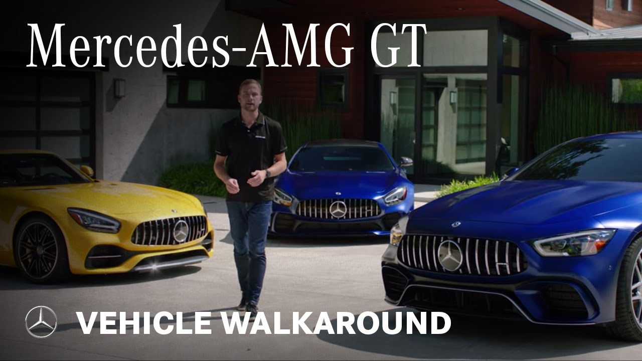 Mercedes-AMG GT Overview