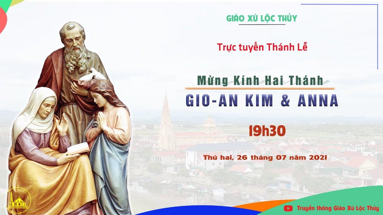 Download Thánh lễ Mừng Kính Hai Thánh Gio-an Kim và An-na - Giáo Xứ Lộc Thủy