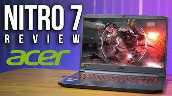 Laptop Gaming Có Cần CỨNG NHƯ GẠCH Thế Này Không? | Quick Review Acer Nitro 7