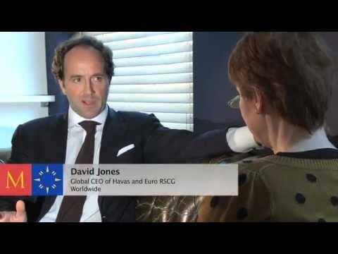 David Jones, CEO Of Havas & Euro RSCG Worldwide Interview - Who Cares Tweets Loudest