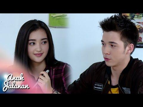 Romantisnya Boy Dengan Sepupunya Mely [Anak Jalanan] [19 Des 2016]