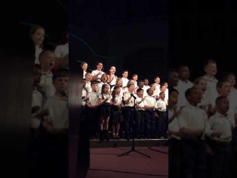 Banner Christian School - Spring Music Concert