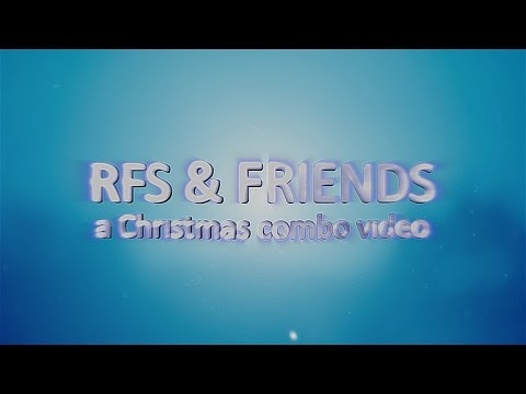 RFS & Friends: A Melee Christmas Combo Video - RFS